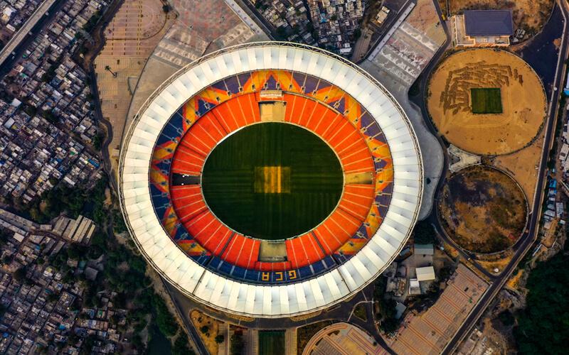 Motera Cricket Stadium - GCA Motera Stadium